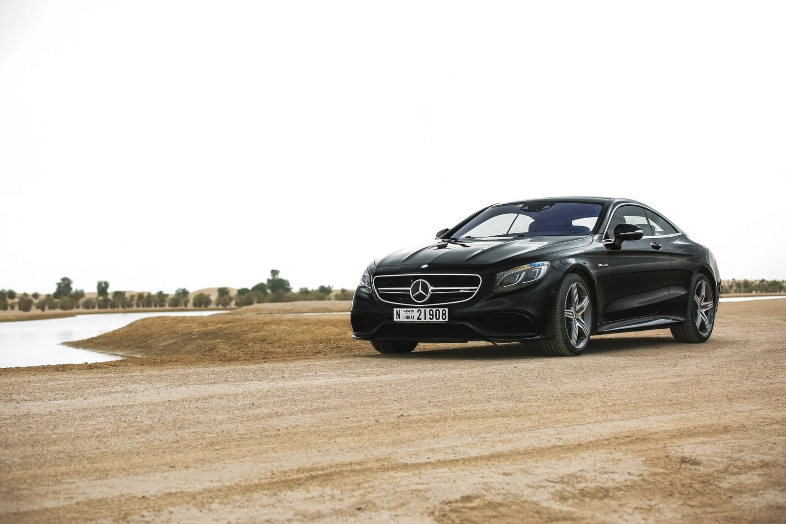 Mercedes S63 Coupe widescreen