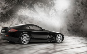 Mercedes SLR McLaren free download