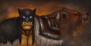 Orc Rexxar wallpapers