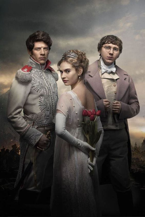 Paul Dano war and peace HD pic for Android
