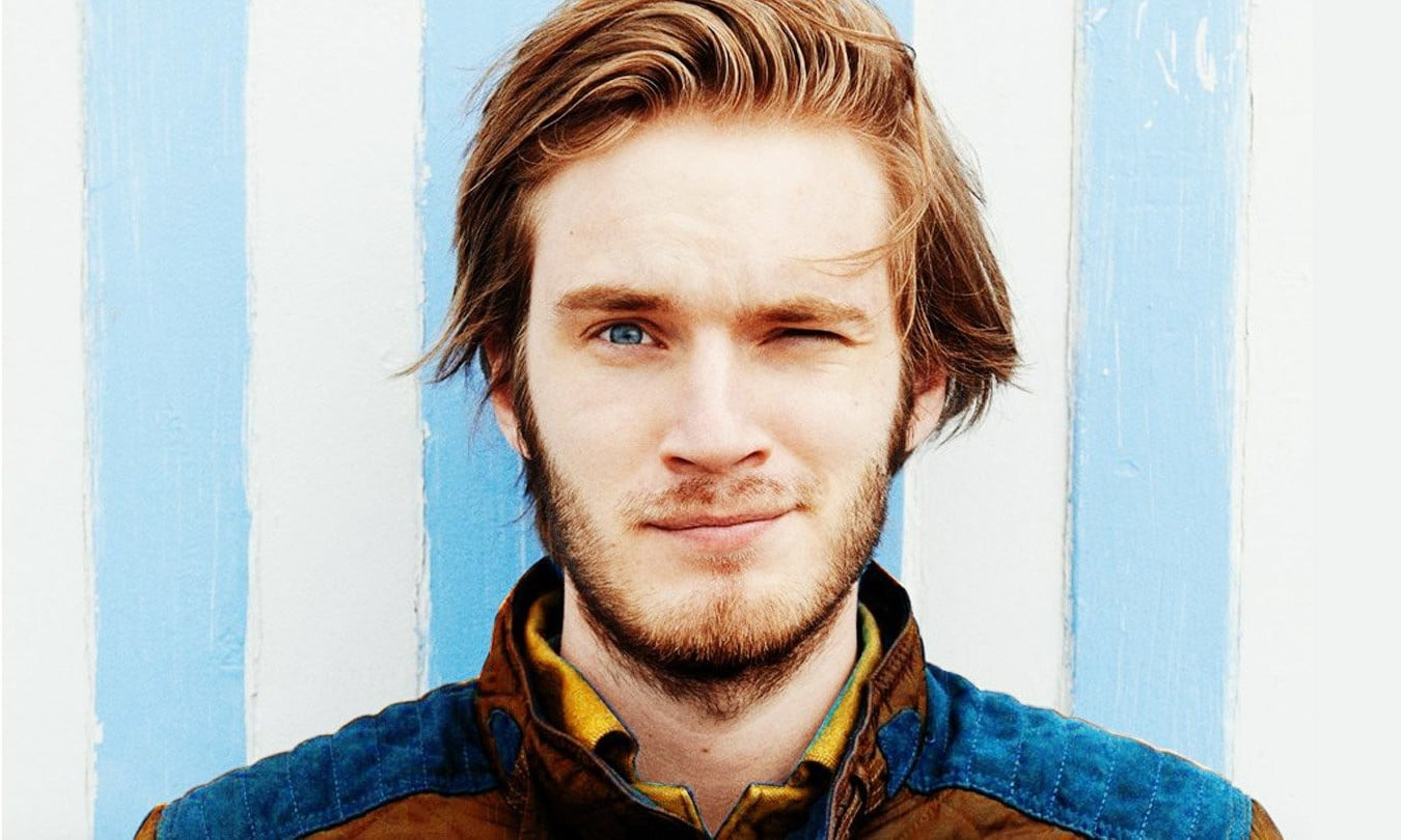 Wallpaper of PewDiePie Felix Kjellberg