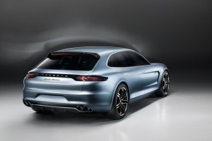 Porsche Panamera 2016 back backgrounds
