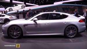 Porsche Panamera 2016 turbo HD pic for PC
