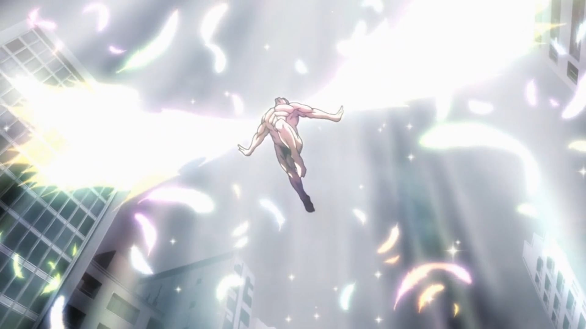 One Punch Man Puri Puri Prisoner angelic form HD wallpapers