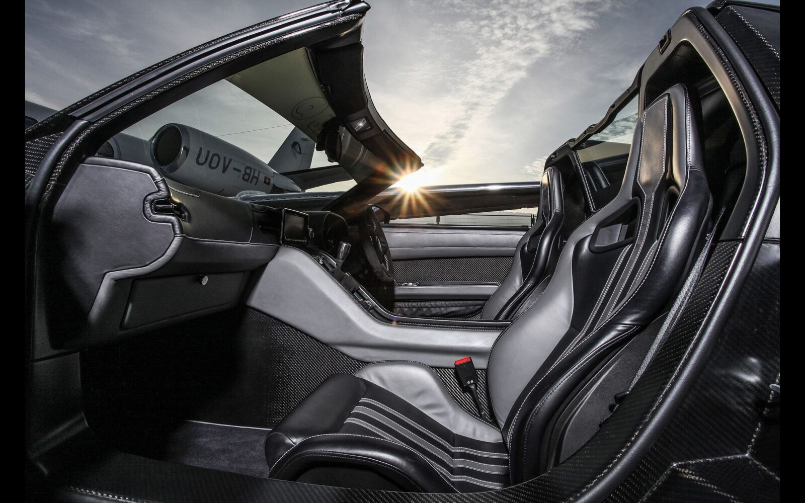 Roding Roadster interior High Quality wallpapers