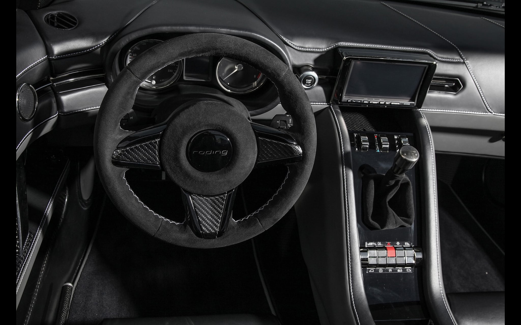 Roding Roadster interior free download