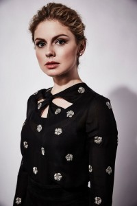 Rose Mciver Android wallpaper