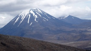 Ruapehu mountain photo