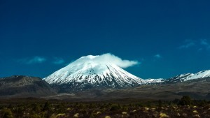 Ruapehu mountain pictures travel