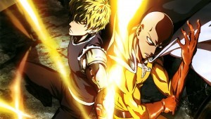 Saitama and Genos new wallpapers