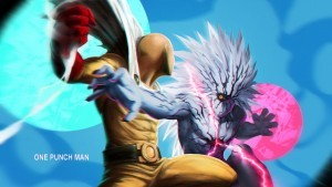Best photo of the Saitama vs Lord Boros One Punch Man
