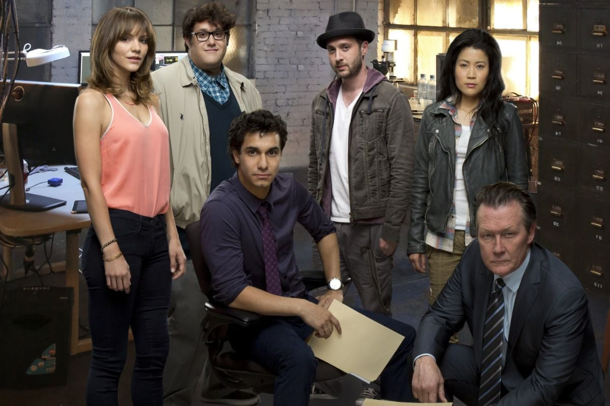Scorpion Tv Series Wallpapers Hd Download