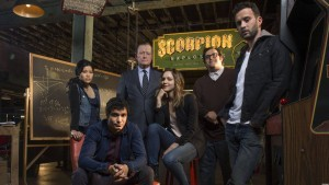 Scorpion TV photo