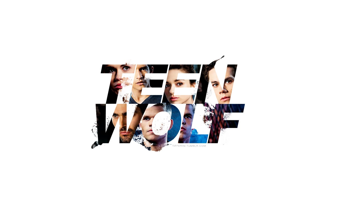 Teen Wolf TV white theme High Quality wallpapers