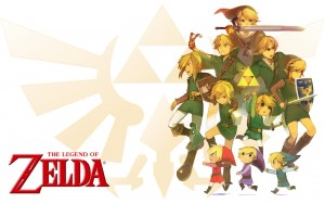The Legend of Zelda wallpaper HD
