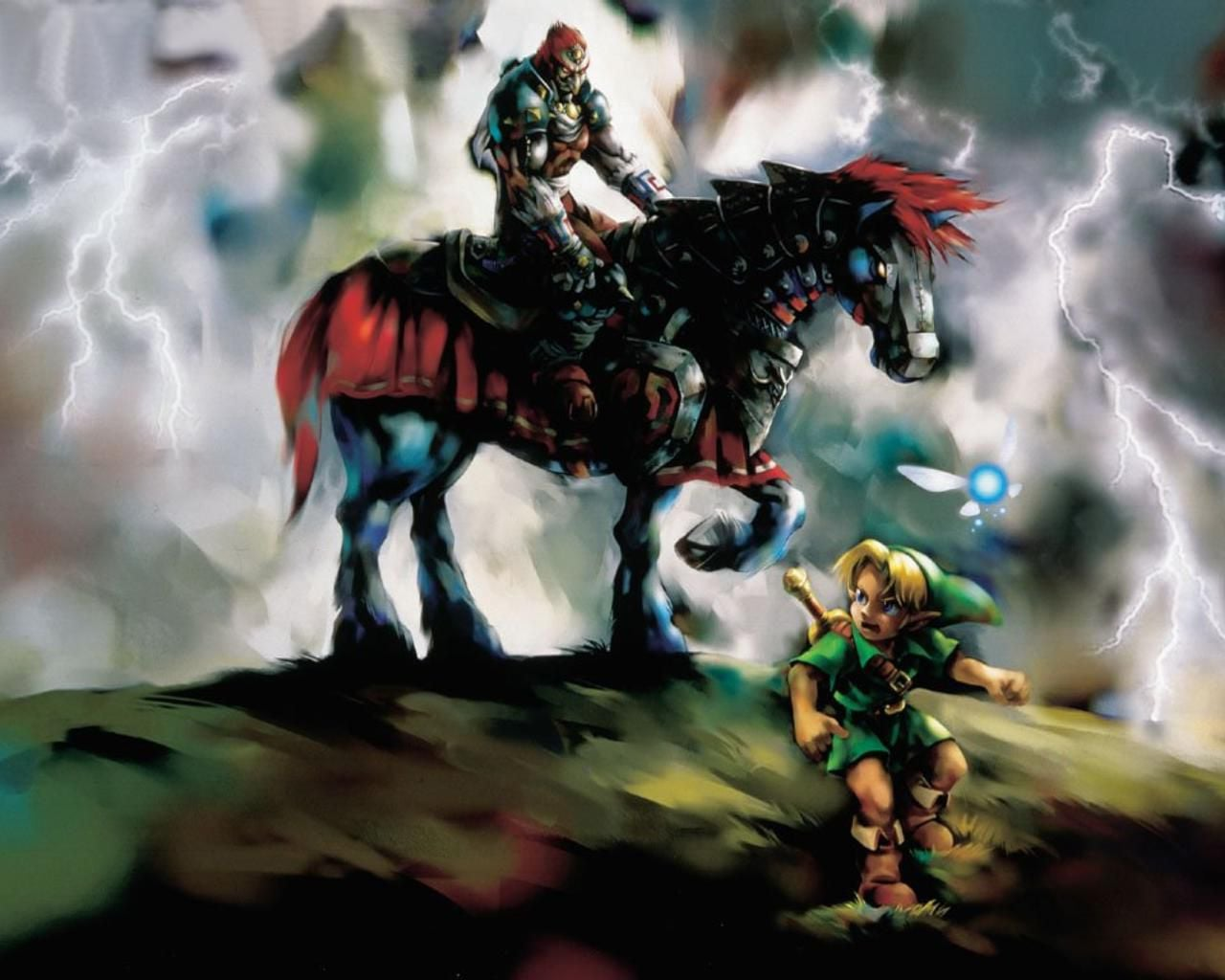 The Legend of Zelda themes for PC