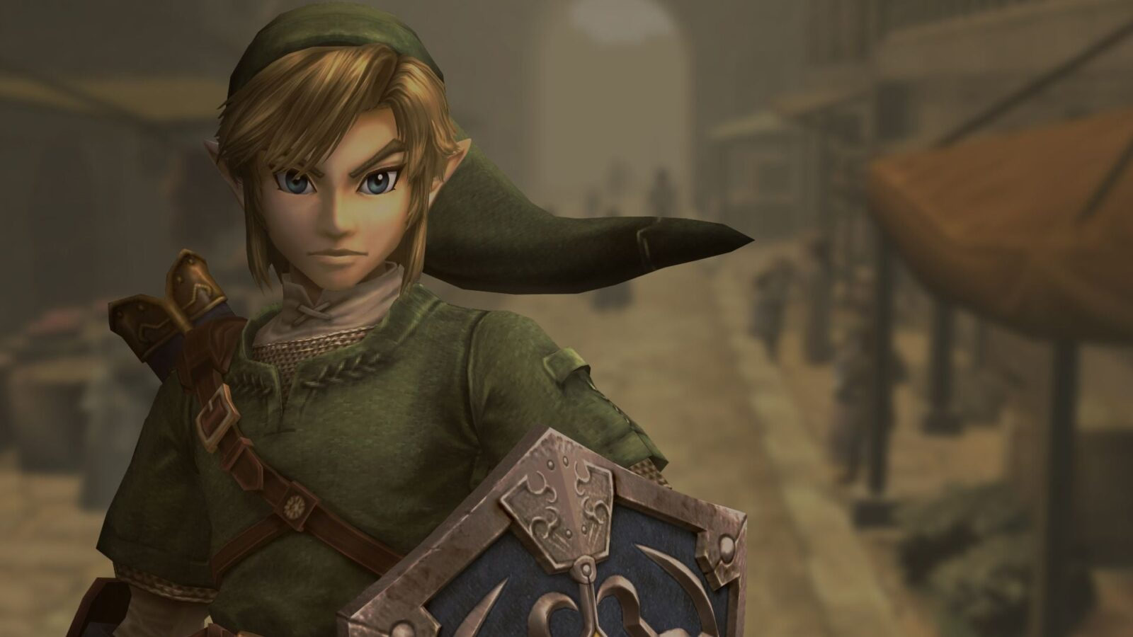 The Legend of Zelda full HD image
