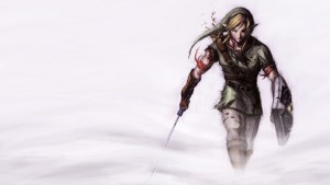 The Legend of Zelda HD photo