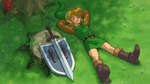 The Legend of Zelda 2015