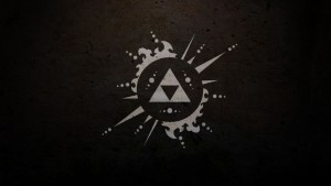 The Legend of Zelda logotype