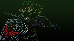 The Legend of Zelda vector wallpapers