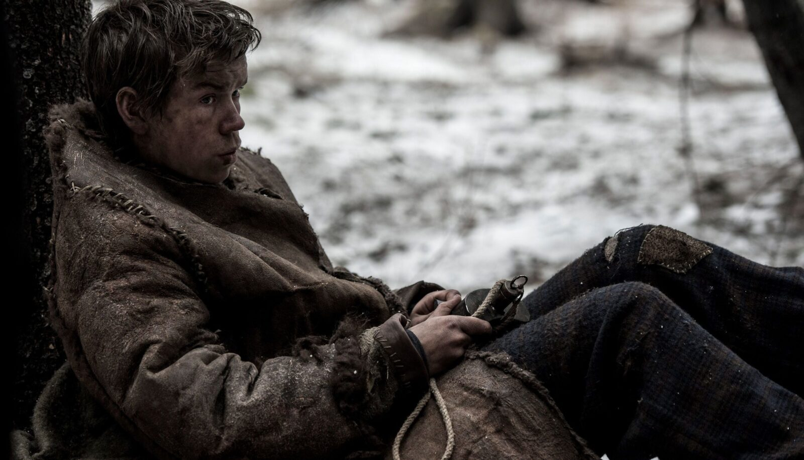The Revenant Will Poulter free download