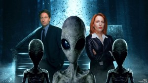 The X Files TV picture