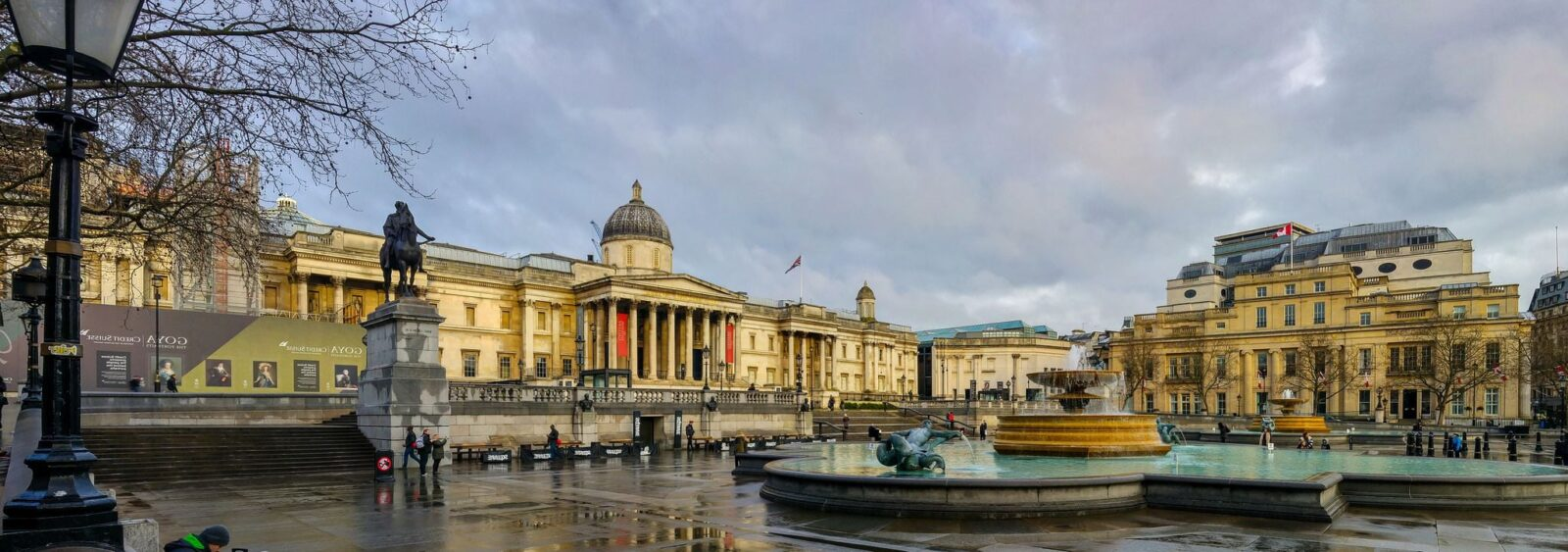 Best Trafalgar Square wide wallpapers backgrounds