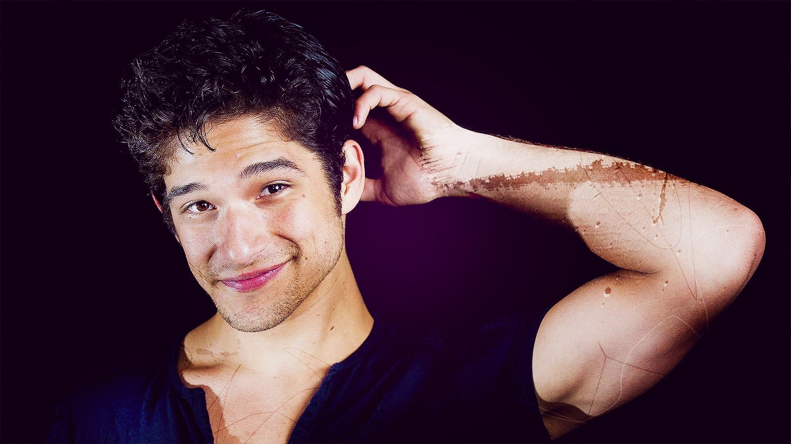 Tyler Posey Teen Wolf TV wallpaper 1080p