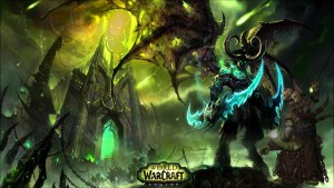World Of Warcraft Legion HD for desktop