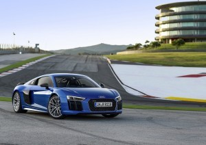 Best photo of the blue 2015 Audi R8 V10 Plus