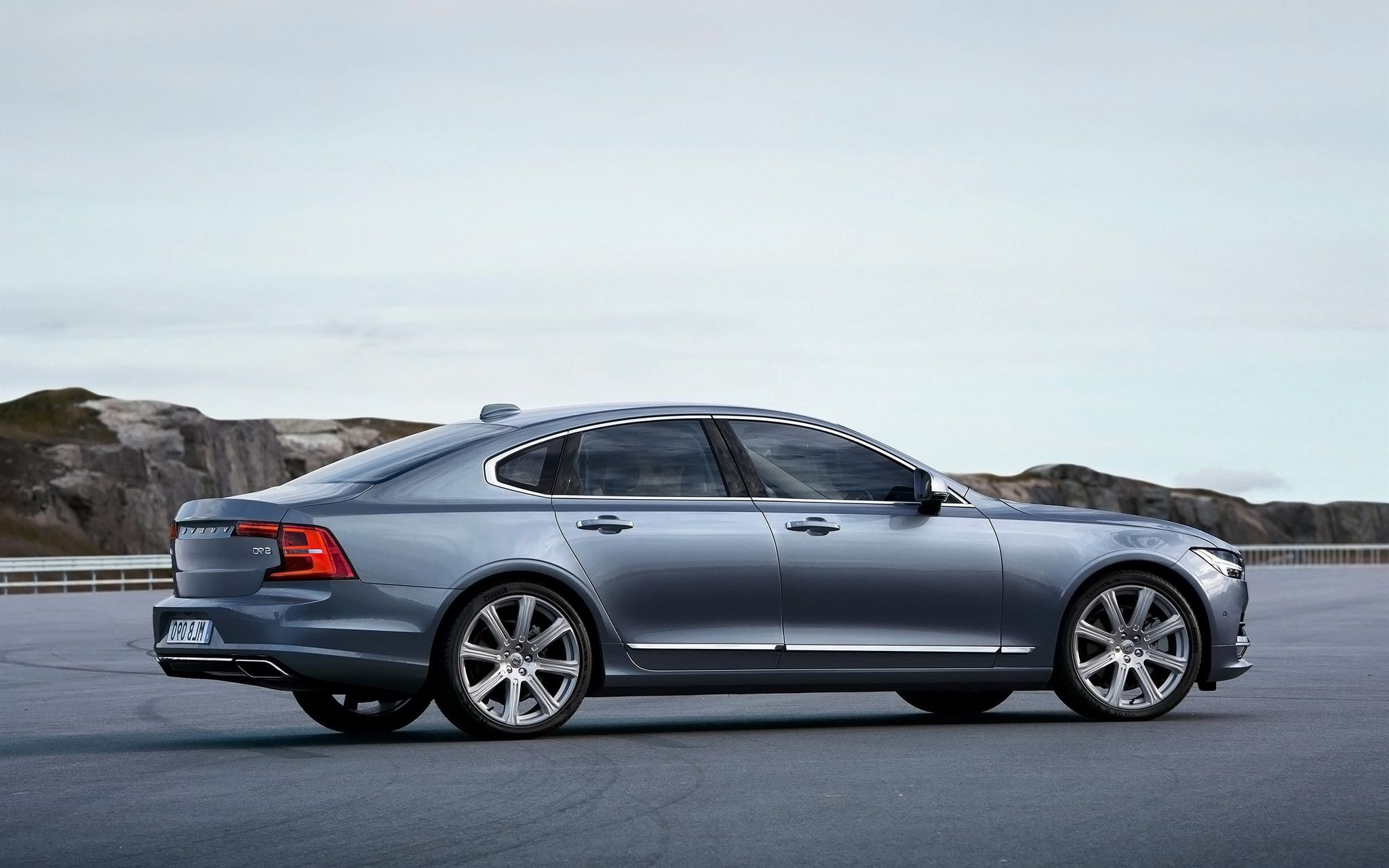 2016 Volvo S90 Wallpapers Hd High Quality Download