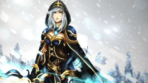cool Ashe League of Legends