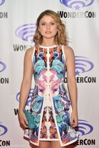 dress Rose Mciver gallery