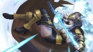 Best image of frost archer Ashe League of Legends