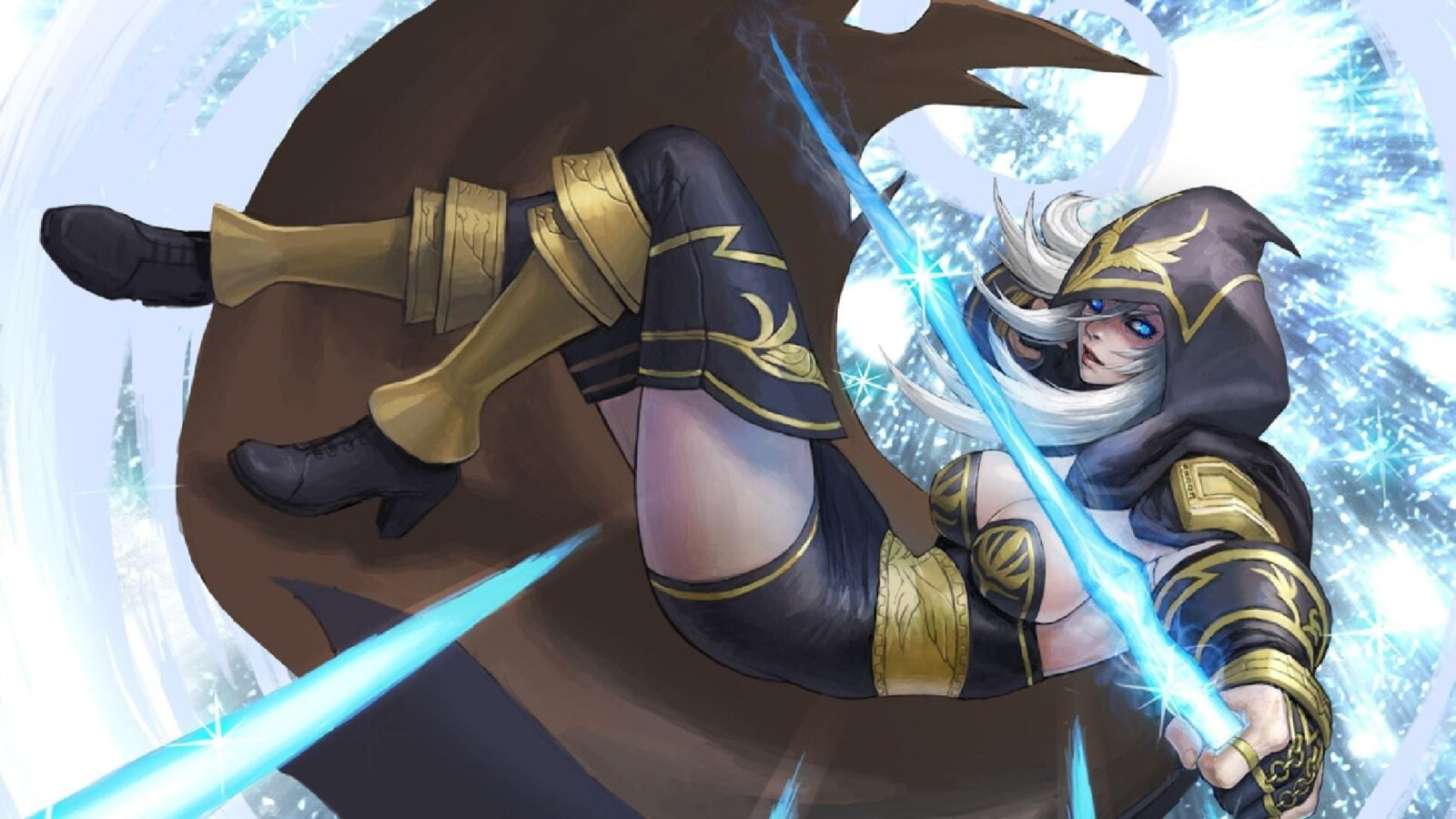 Cars For Free >> 21+ Ashe League of Legends wallpapers HD free Download