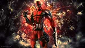 photo of funny Deadpool