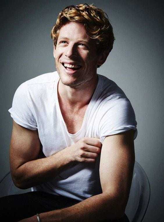 funny James Norton Android photo
