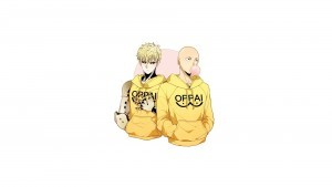 genos and saitama new wallpapers
