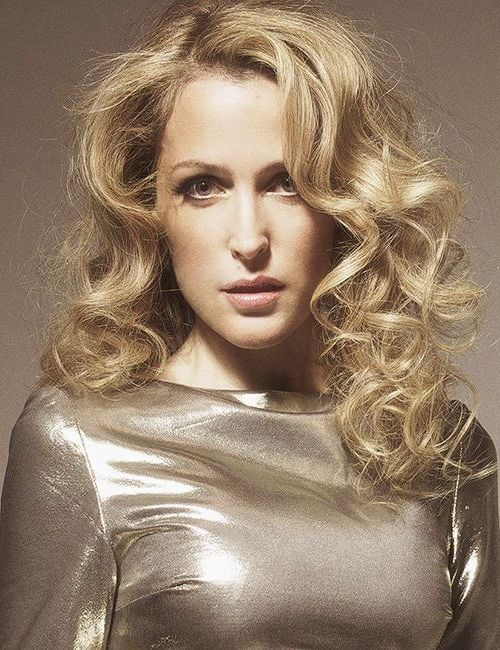 hair Gillian Anderson new wallpapers