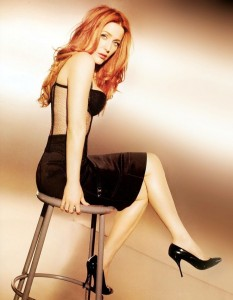 hot Gillian Anderson widescreen