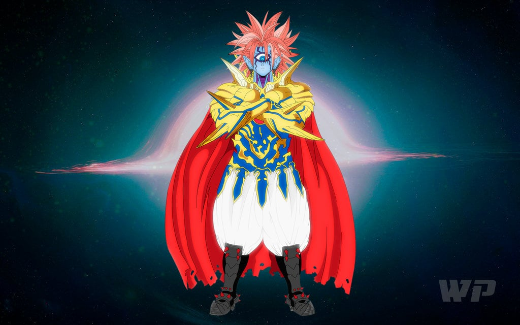 One Punch Man Lord Boros free download