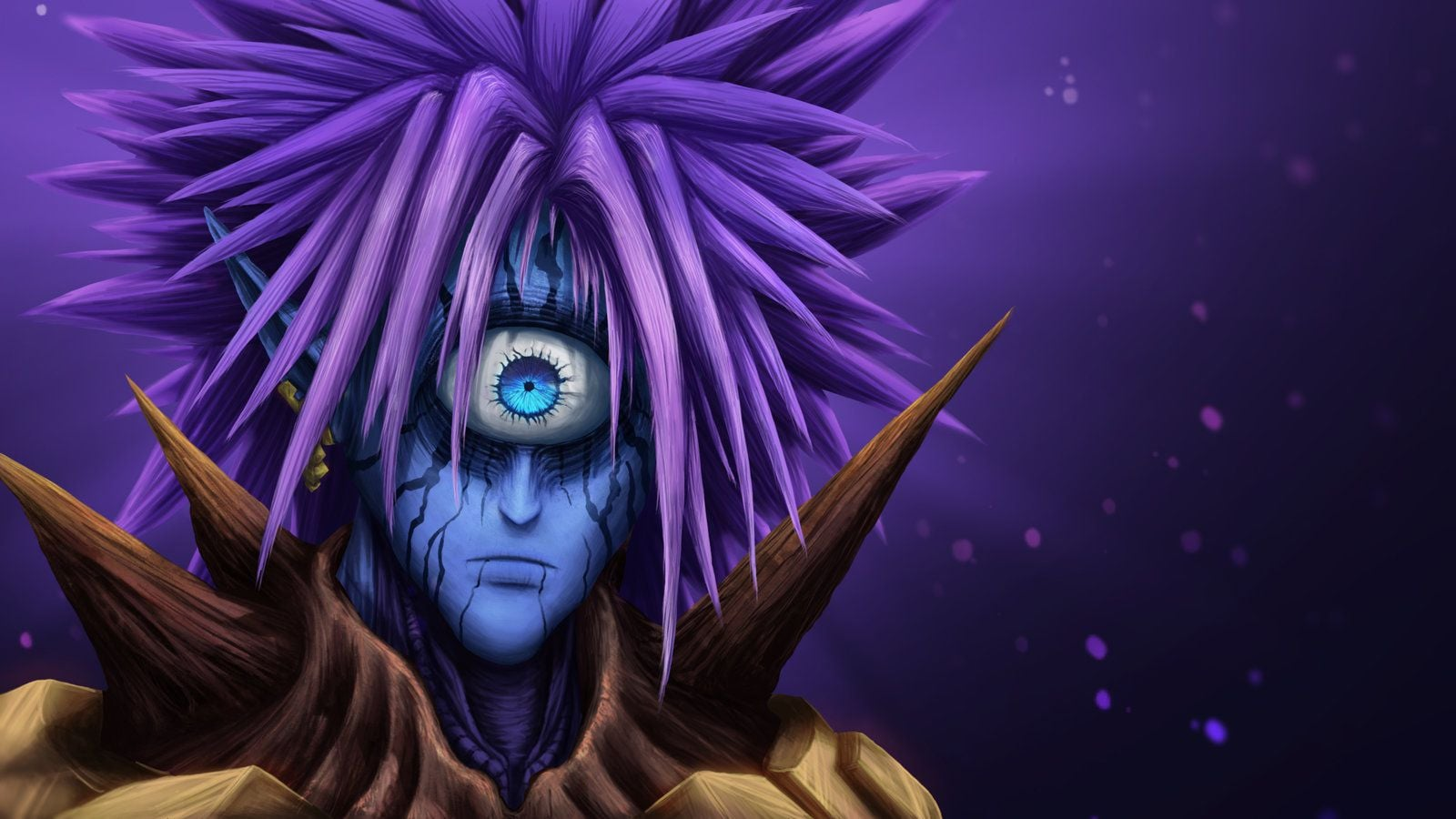 One Punch Man Lord Boros HD 1080p wallpaper