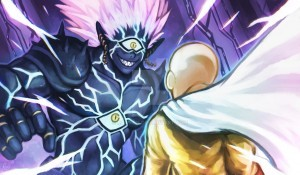 One Punch Man Lord Boros pictures