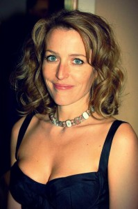 Pics of necklace Gillian Anderson as Dana Scully