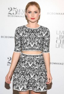 style Rose Mciver photo