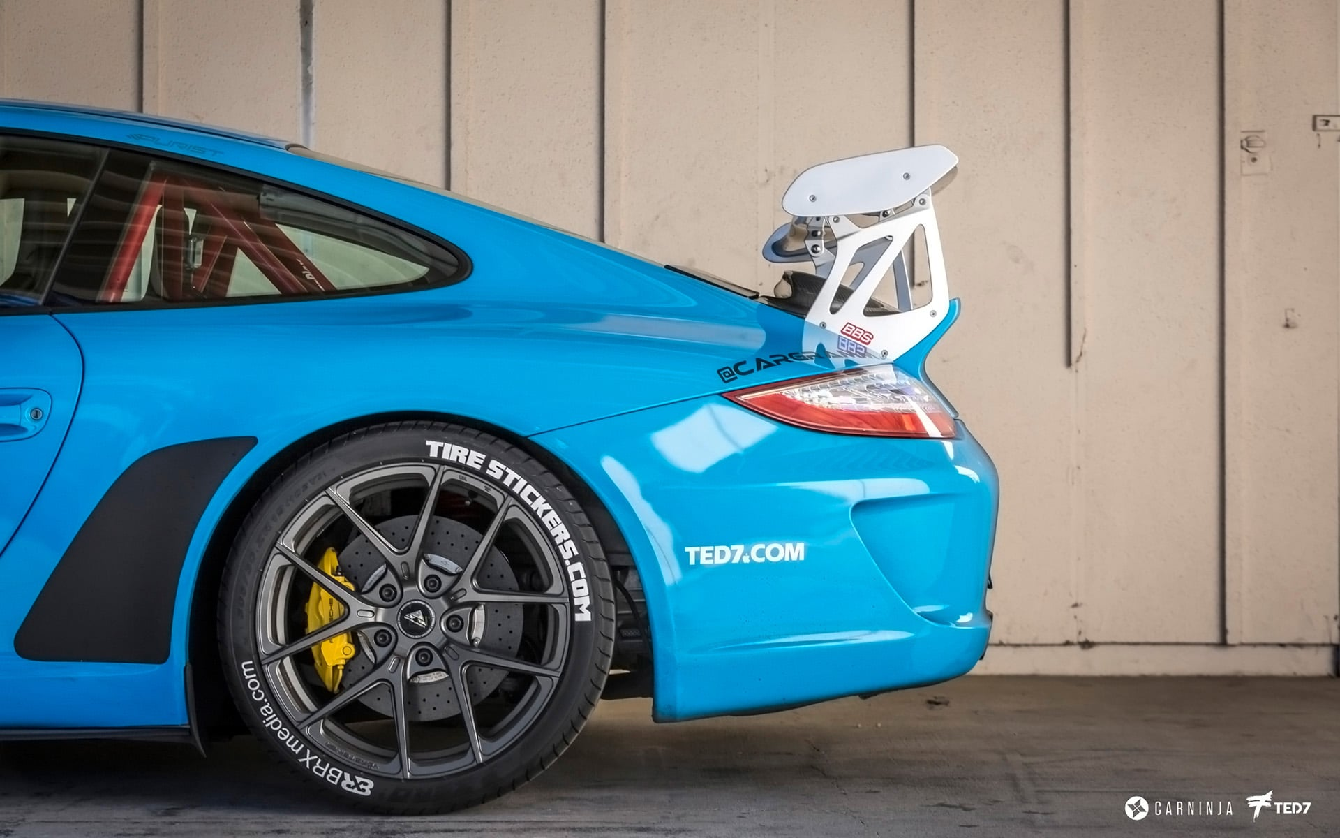 wheel 2016 Porsche 911 GT3 wallpaper 1080p
