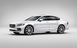 Best white 2016 Volvo S90 wallpapers backgrounds
