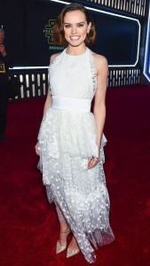 Wallpaper of white dress Daisy Isobel Ridley