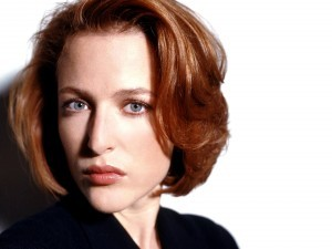 young Gillian Anderson High Resolution wallpaper
